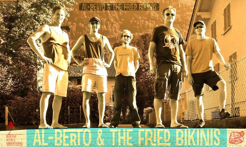 fried bikinis and the Al-berto